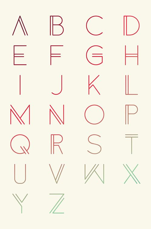 New Free Fonts For Designers Typography Alphabet Lettering
