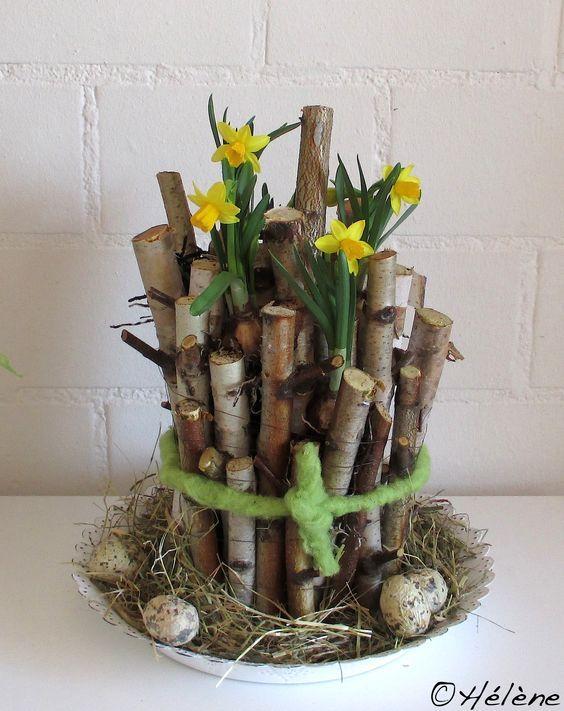 Gartendeko aus birkenholz  16 superschöne Dekorationsstücke aus Holz, mit denen Sie Ihr Haus ...