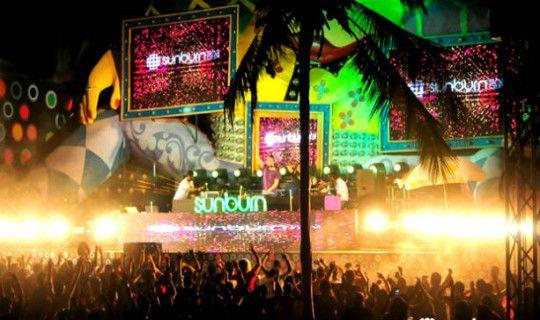 Music Festivals Around The World You Must Attend Sunburn
