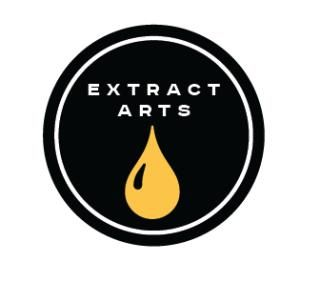 Extract Arts Extraction Companies Logo Packaging Art Retail Logos