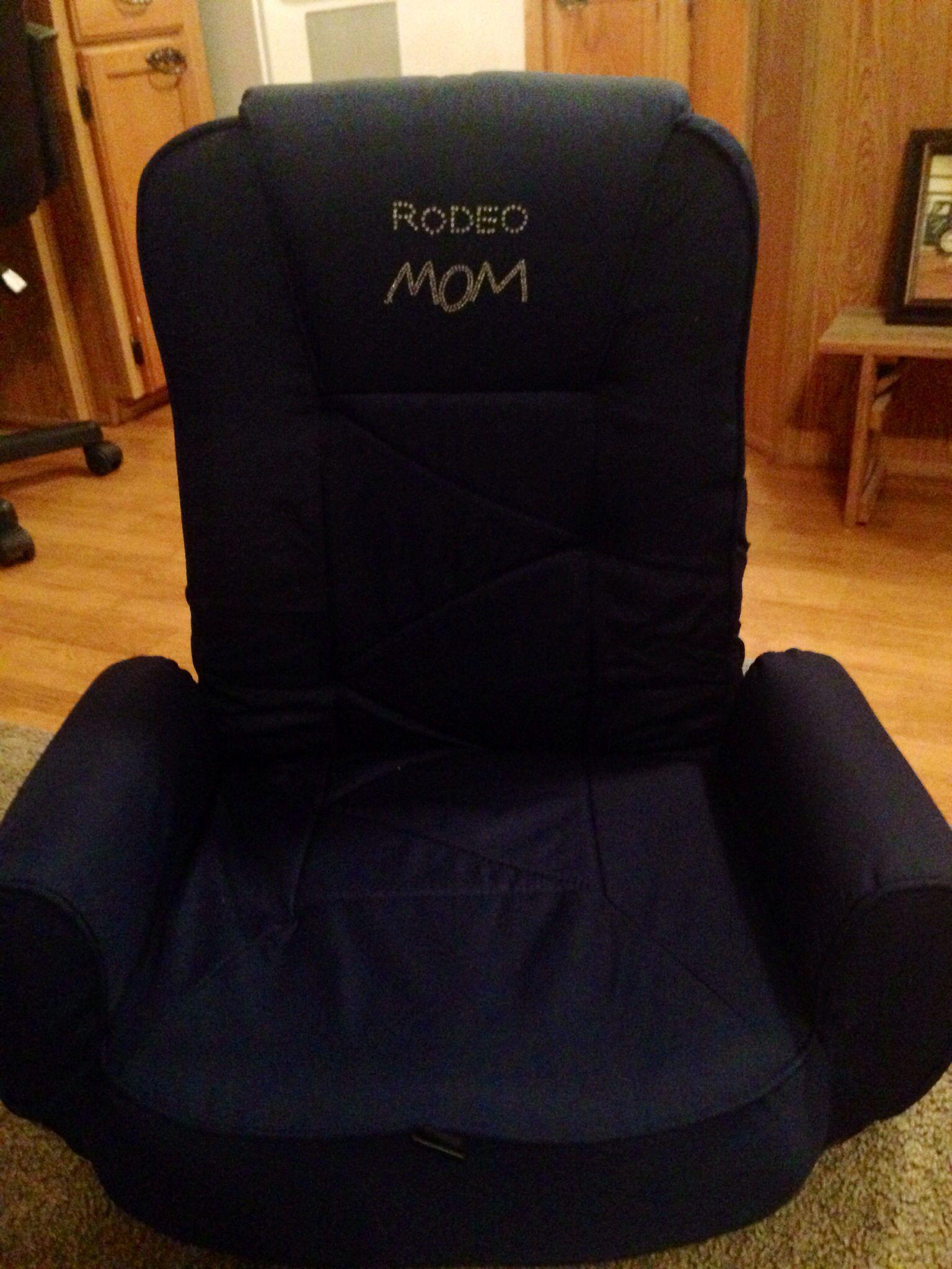 My Stadium Chair westmarine rodeomom My Crafts