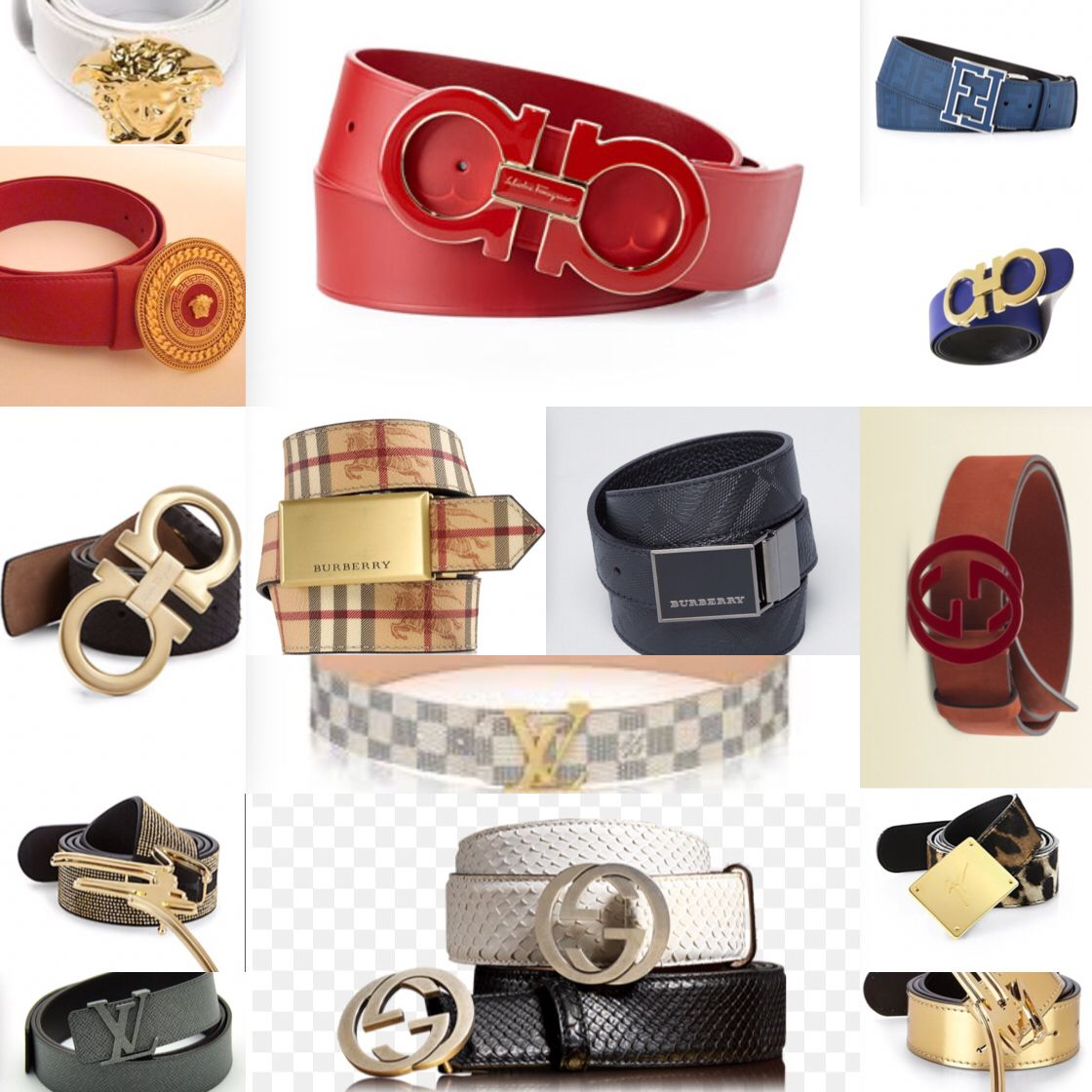 Designer Belts Gucci Louis Vuitton Fendi Burberry Salvatore Ferragamo Versace Giuseppe Zanotti Designer Belts Belts For Women Belt