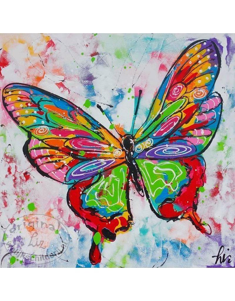 schilderij vlinders google zoeken schilderijen