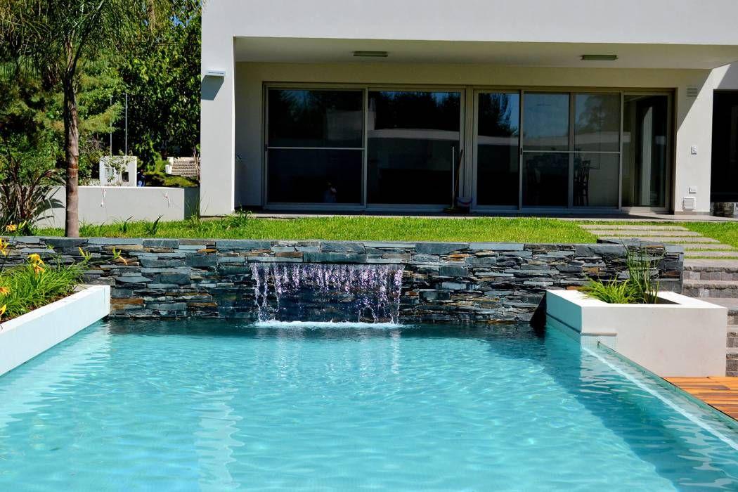 Im genes de decoraci n y dise o de interiores piscinas for Piletas modernas