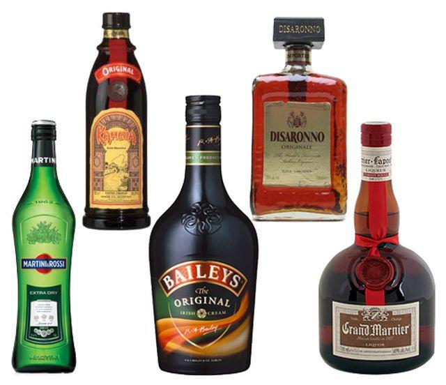 How To Create A Well Stocked Bar Bar Drinks Liqueur Home Bar