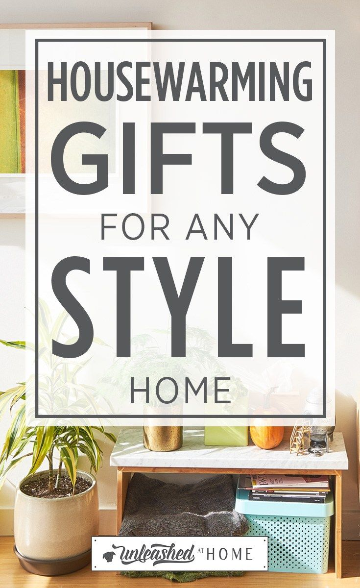 Housewarming Gifts for Any Style Home | Housewarming gifts