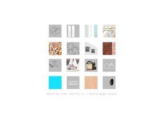 Marta Nowotarska Architecture Portfolio issue