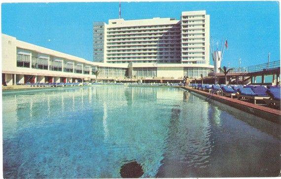 Miami Beach Vintage Deauville