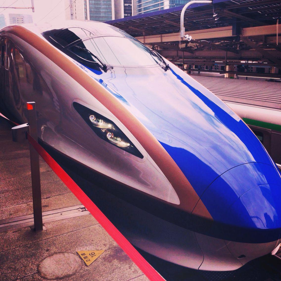 #shinkansen #かがやき #tokyo