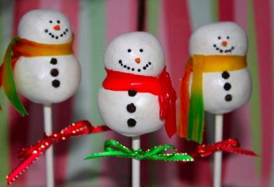 Food cakes : cake pop christmas decorating ideas - www.pureclipart.com