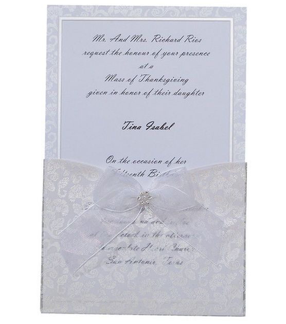 Wilton 25 Ct Hy Day Invitation Kit