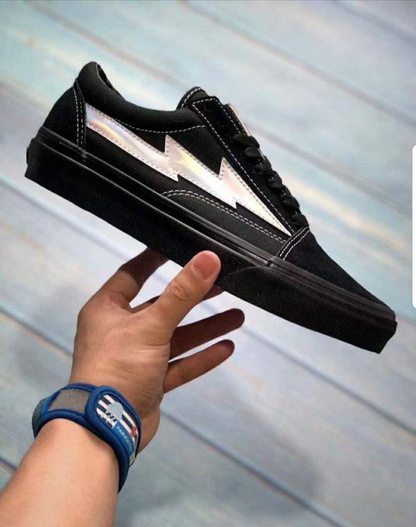 Ian Connor Revenge X Storm All Black Japan Exclusive For Sale In Ontario Ca Offerup Vans Old Skool Sneaker Vans Old Skool All Black
