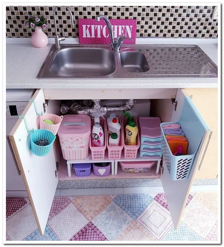 40 small kitchen remodel and amazing storage hacks on a budget 14 #kitchenremodelsmall