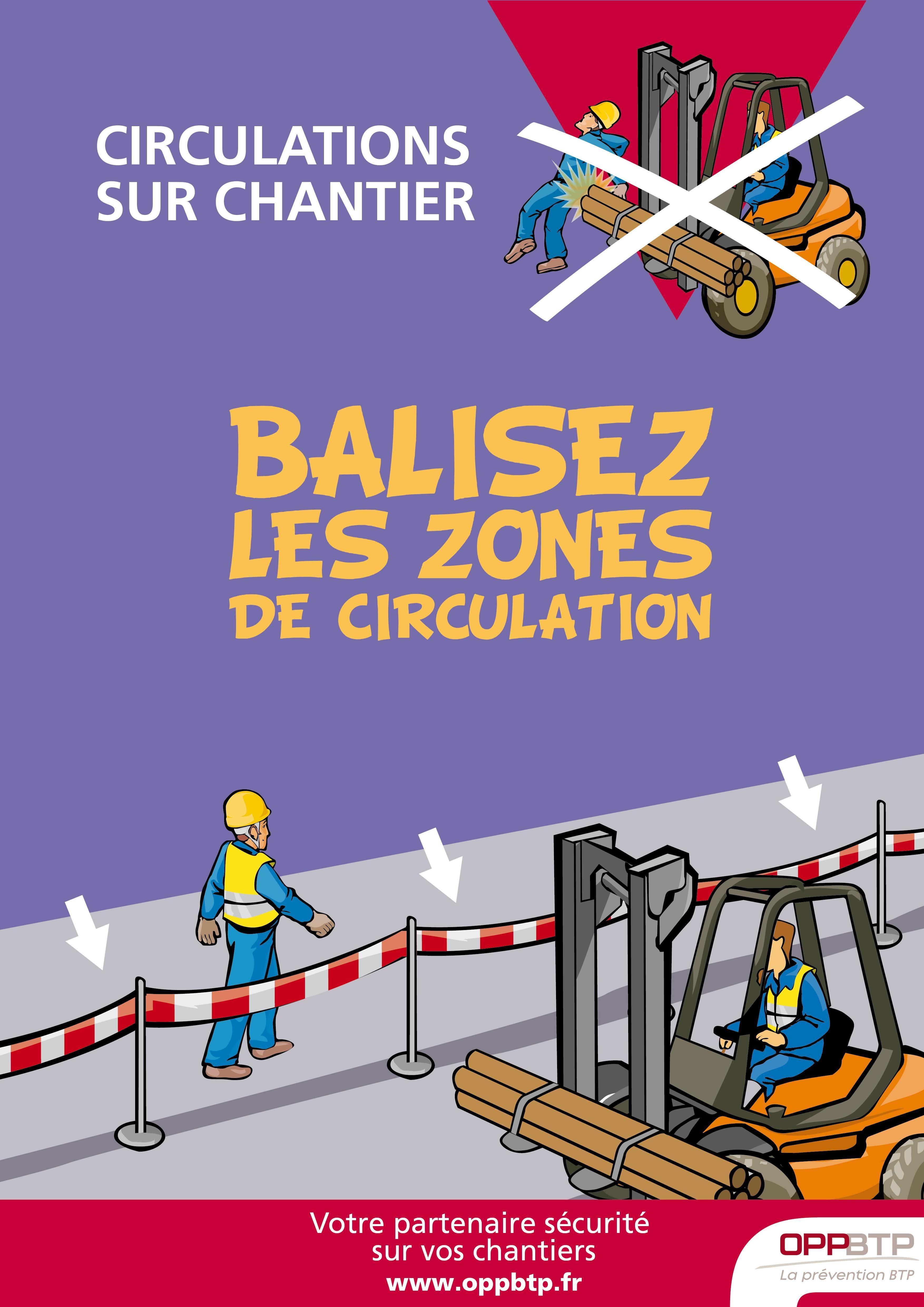 Circulations sur chantier   Santé et sécurité au travail ...
