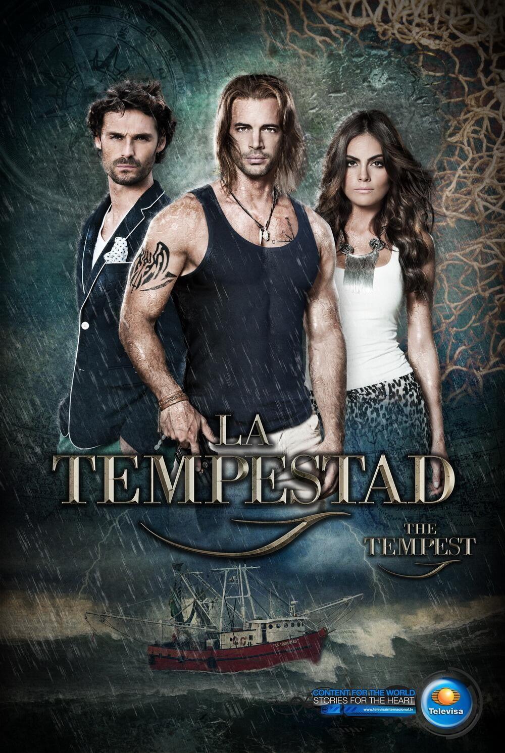 Rumores On Twitter La Tempestad Tv Series 2013 Tv Series