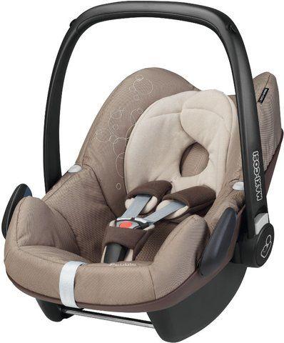 From Ivona Maxi Cosi Pebble Babyschale Walnut Brown Modell 2014 Baby Car Seats Car Seats Maxi Cosi