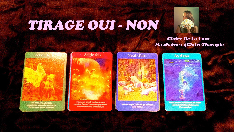 7900ec4332d3a Tirage OUI - NON avec le Tarot des Anges de Doreen Virtue