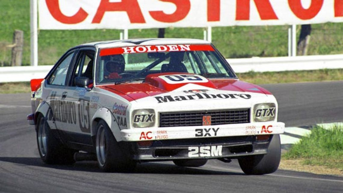 Peter Brock 1978 LX Torana A9X Bathurst winner