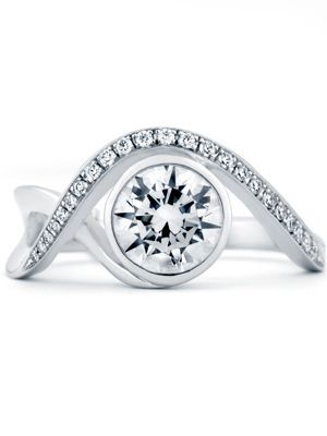 Check out the hottest trends in engagement rings for 2014!! http://getmoreforit.com/jaw-dropping-sapphire-engagement-ring-trends-for-2014/