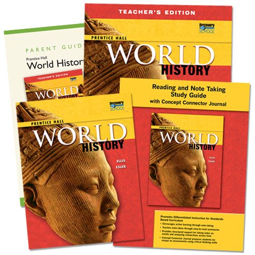 Homeschool Curriculum Pearson Prentice Hall Education