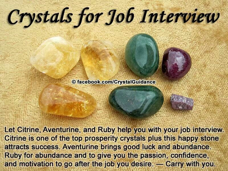 Job interview crystals. Can use in grid. | Resume | Pinterest | Job ...