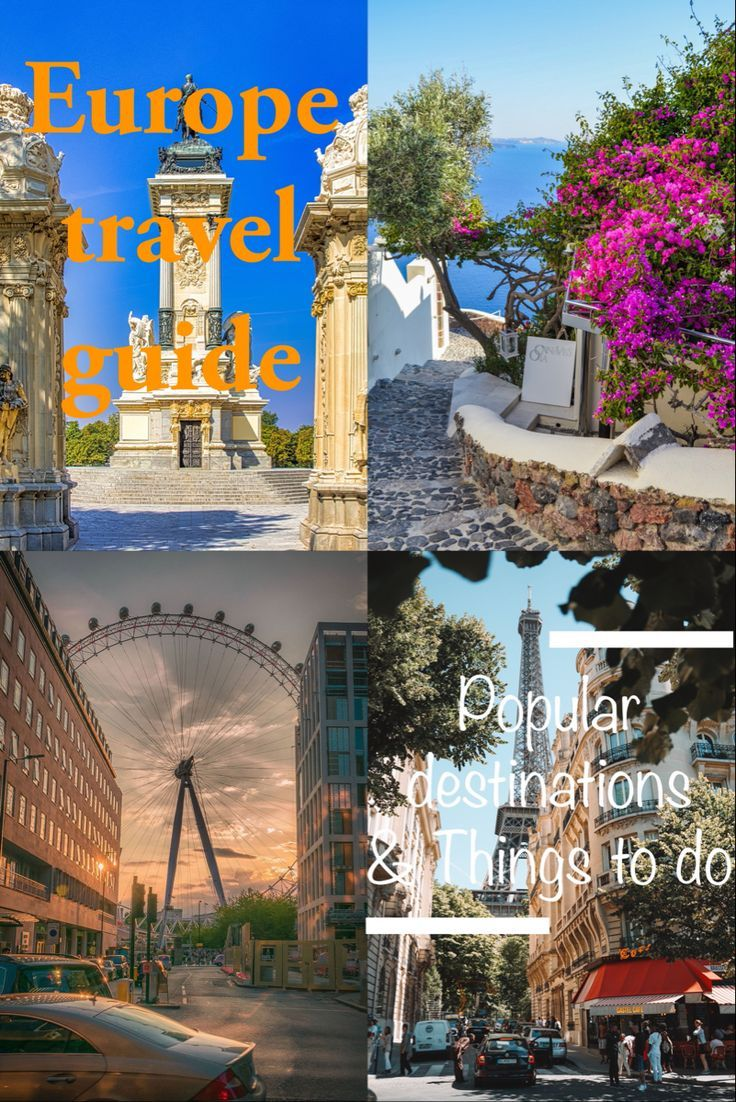From the joie de vivre of France to the legacy of England while imagining the incredible Spain, the historical Italy and Greece, Europe has all the best destinations you can visit! Thinking or planning to visit Europe soon or in coming days? Visit our website for complete travel guides and special travel advice to earn best of your trip, link in our bio. #Elitecatravel #europe #travelguide #Travelgram #travelblog #photooftheday #Traveller #Instatravel #instagood #instalike #love #TravelMomen