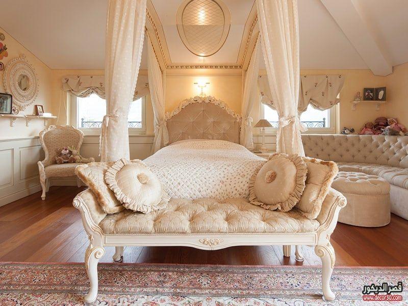 ديكورات جبس غرف نوم فخمة   بيوت   Pinterest   Bedrooms and Modern