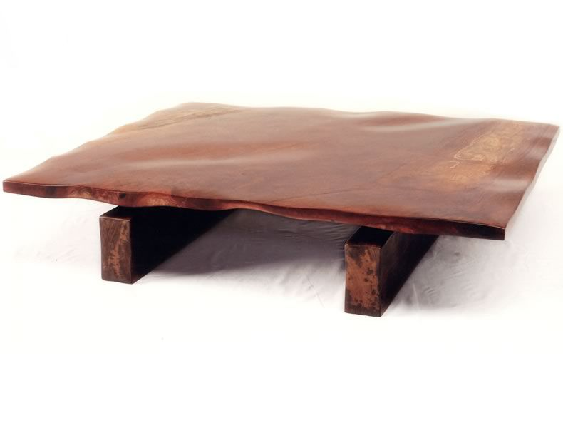 JEROME ABEL SEGUIN Flyng Carpet Contemporary Coffee TableLow