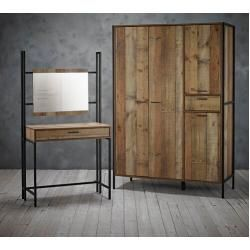 Wardrobes with mirrors