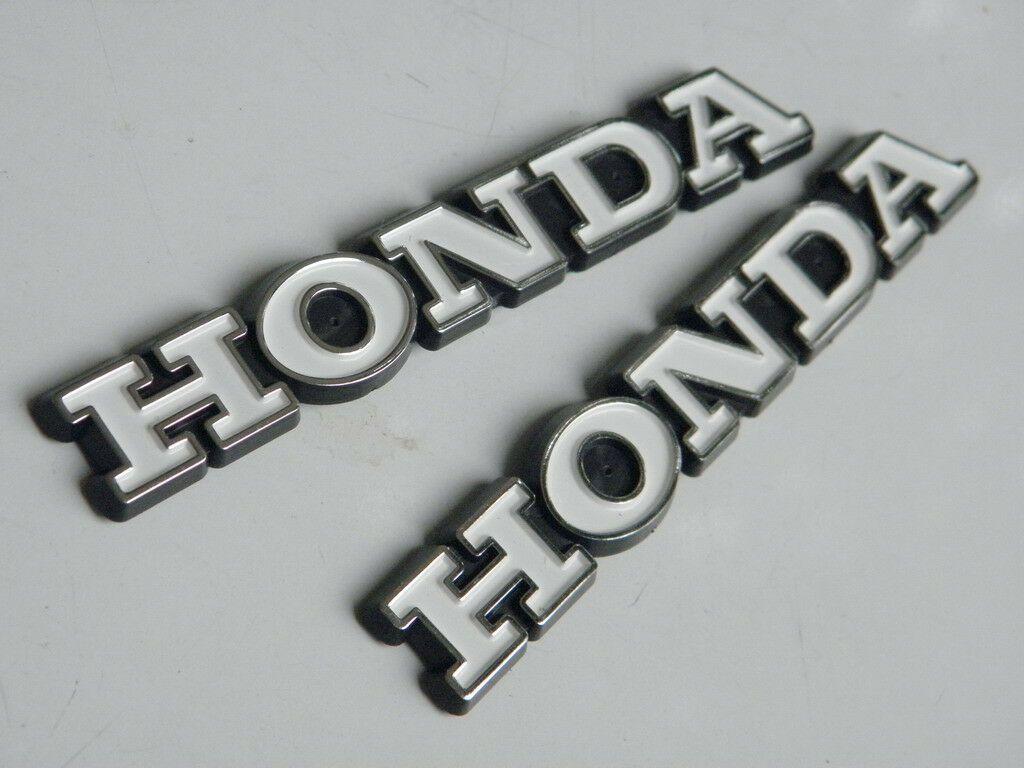 Honda Cb Cl Sl 100 175 350 Cl90 S90z S110 Fuel Gas Tank Aftermarket Emblem Badge Fuel Gas Gas Tanks Honda Cb