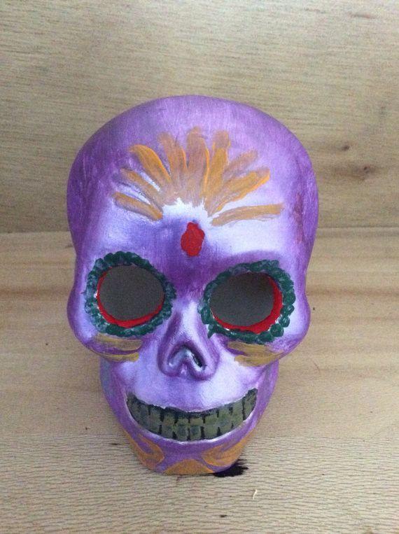 Halloween Skulls - Dia De Los Muertos