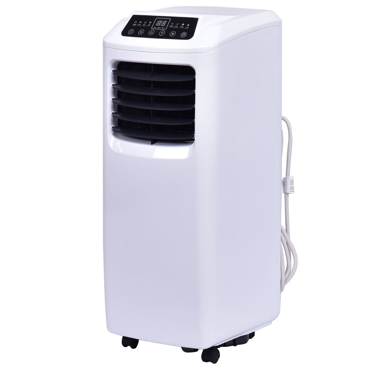 10000 BTU Portable Dehumidifier Air Conditioner with ...