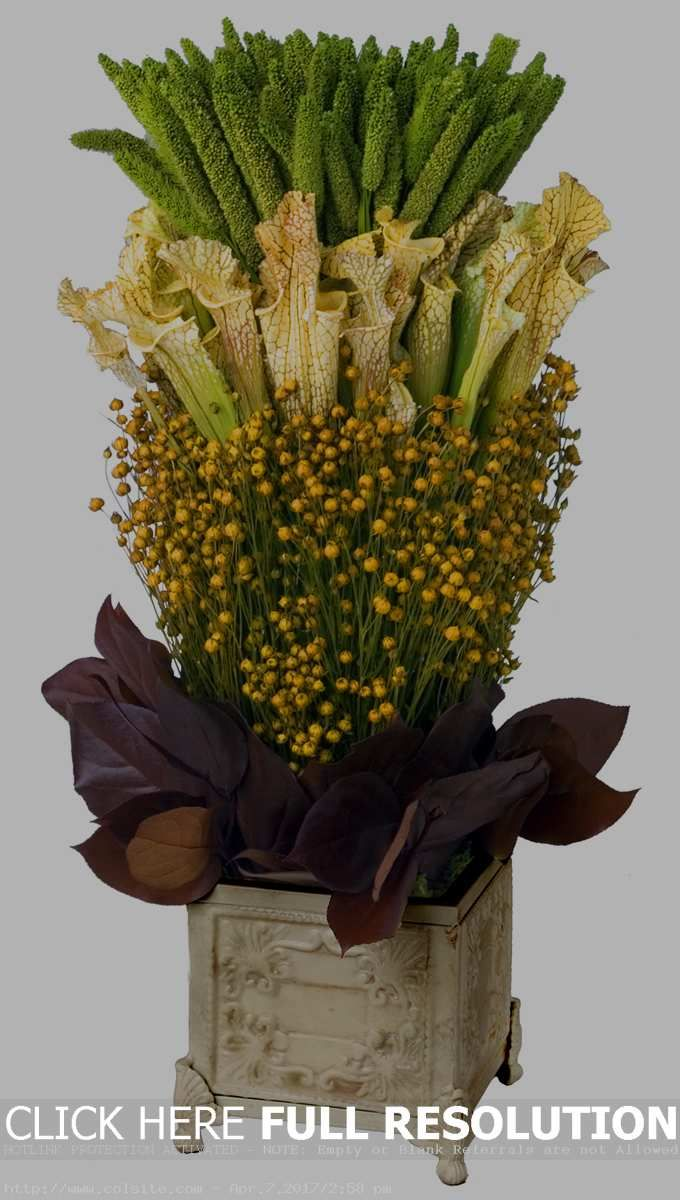 Silk Flower Arrangements For Home Flower Arrangements