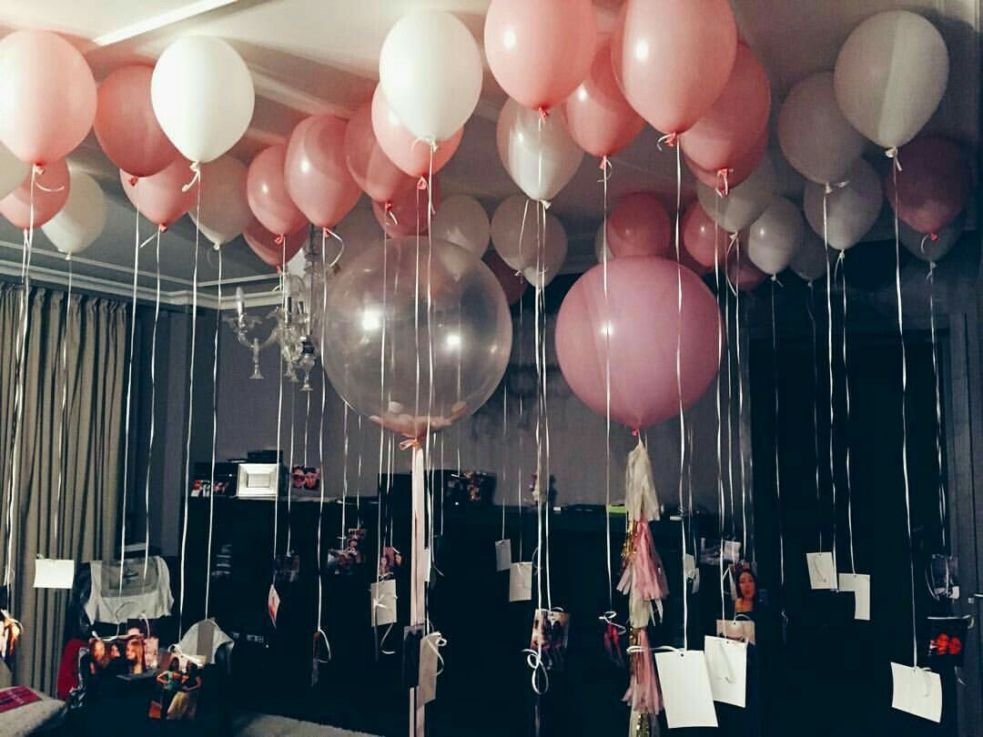 Fuxkmartxna 15th Birthday Room Surprise Goals Bash