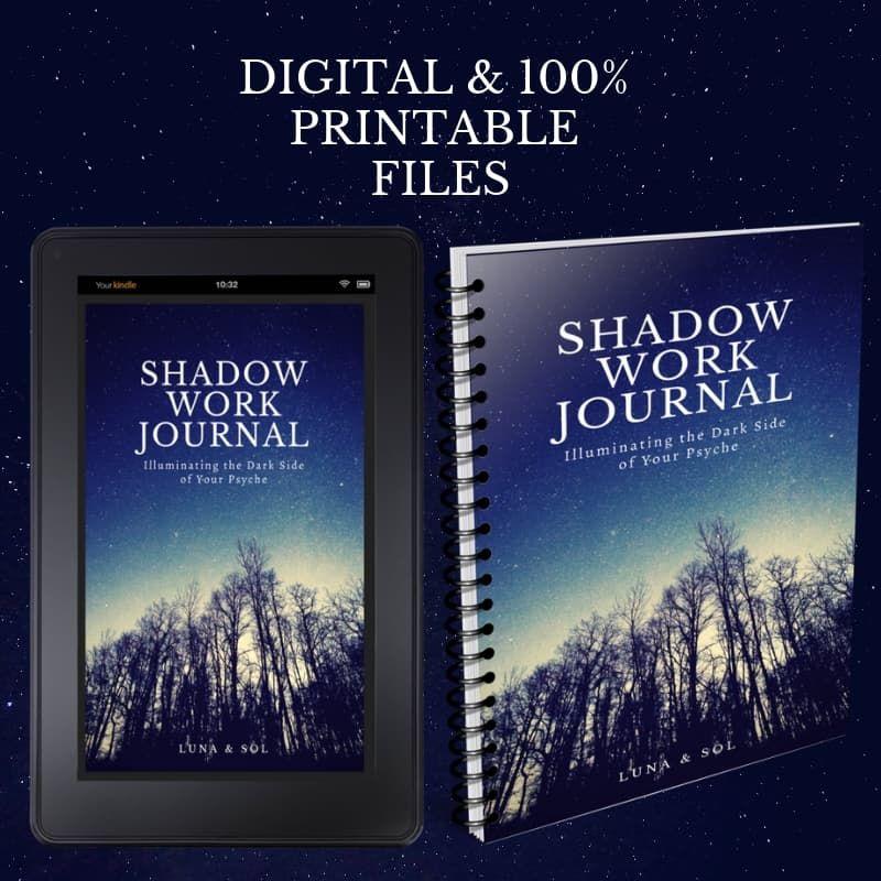 Shadow Work Journal Work journal, Journal, Warrior quotes