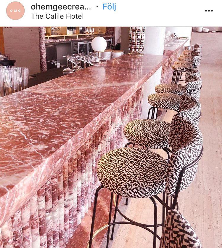 The Calile Hotel Brisbane Australia With Images Bar Design