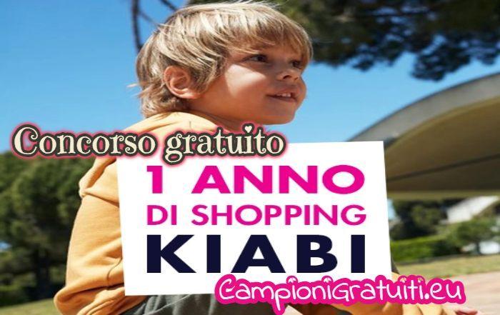 Concorso Kiabi vinci gift card
