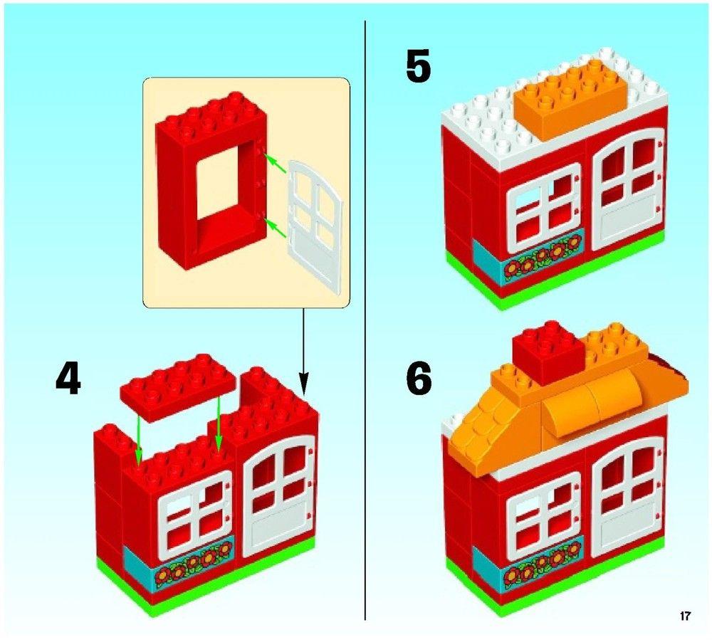 Duplo - Big Farm Lego 10525 in 2020 | Big farm, Lego ...