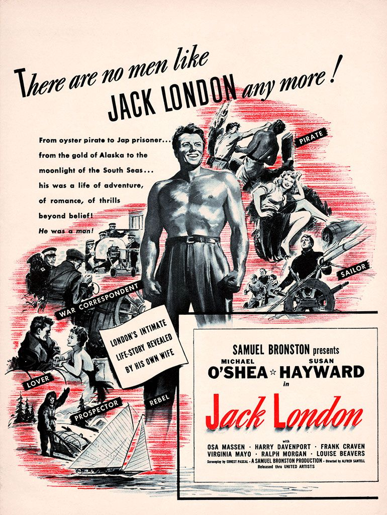 Download Jack London Full-Movie Free
