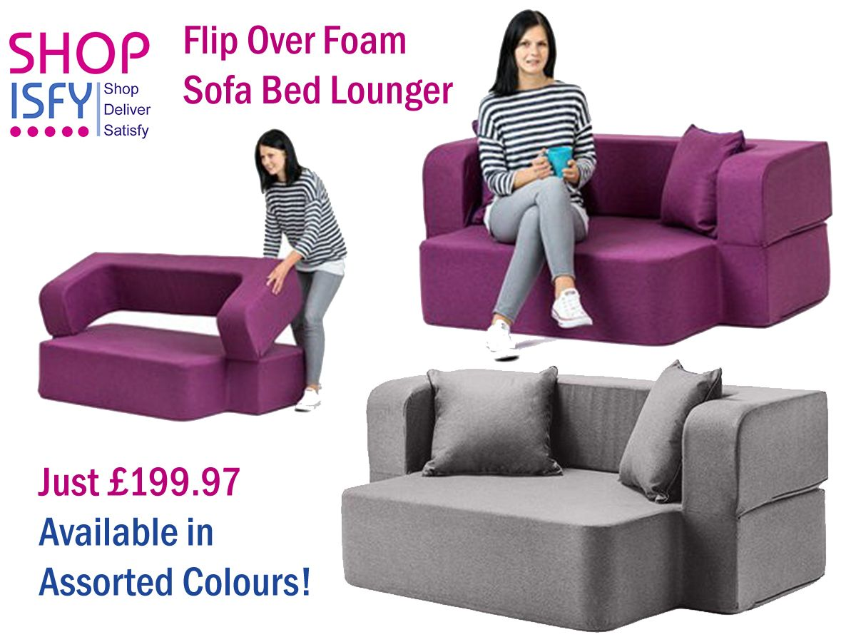 Comfy Compact And Oh So Practical Check Out Our Range Of Flip Over Foam