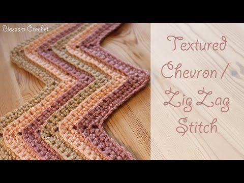 Single Crochet Cluster Tutorial | Manta, Ganchillo y Patrones granny