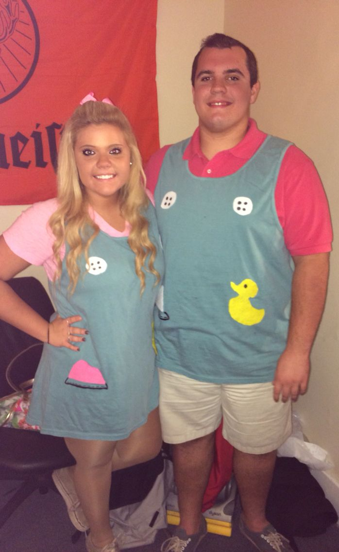 Phil and Lil Halloween Costume #halloween #costume #rugrats ...