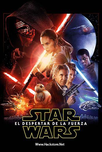 Star Wars El Despertar De La Fuerza Blu Ray Rip Hd Latino Universo Cinematografico Marvel Marvel Comics Superheroes Marvel