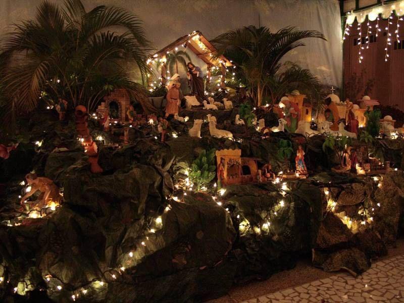 decoracion pesebres para navidad 2015 buscar con google