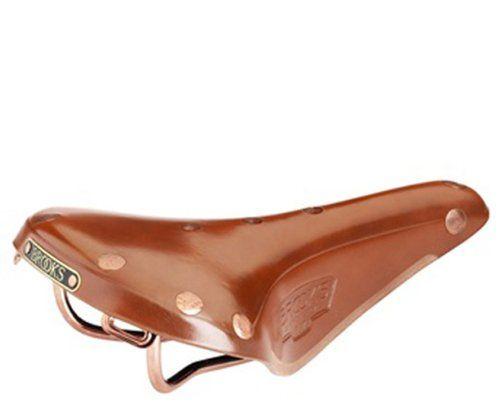 Brooks England Professional S Saddle Honey Brown Brooks Leather Copper Rails