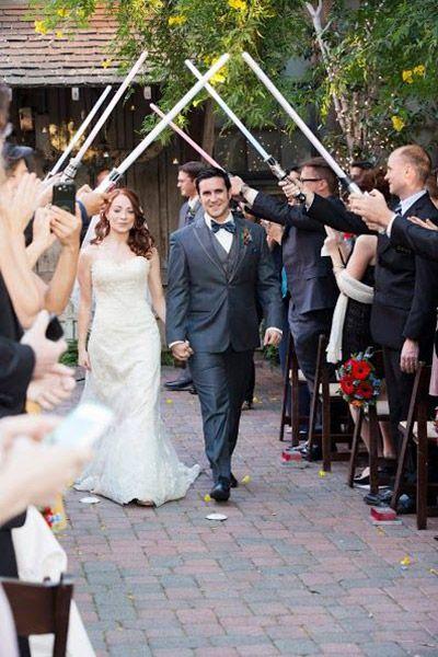 Wedding Ideas Blog Star Wars Wedding Star Wars Wedding Theme Geek Wedding
