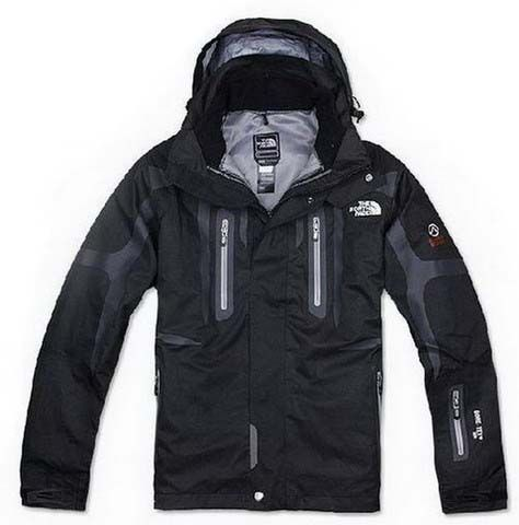 977982b1dd ... ireland mens the north face triclimate 3 in 1 jacket black grey lining  6d682 bfc4d