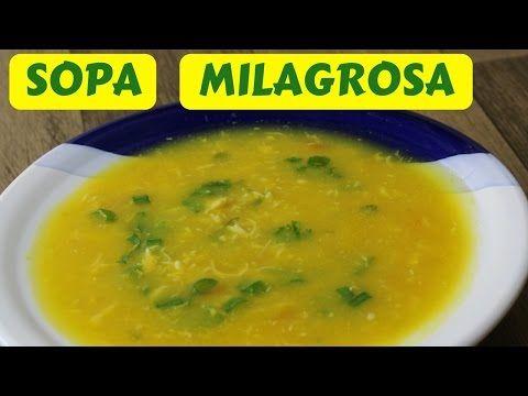 Receita Da Sopa Detox Milagrosa Perca Ate 9 Kilos Em 7 Dias Aqui