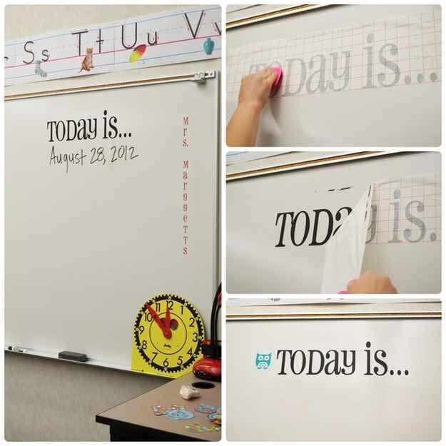 Today is... School vinyls! White board art! Simply said! www.mysimplysaiddesigns.com/Gayman