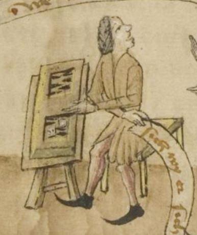 Sammelhandschrift  - Thomasin <Circlaere> (1186 - 1216)  Boner, Ulrich (1280 - 1350)  Heinrich <der Teichner> (1310 - 1377)  Freidank ( - 1233)  Nordbayern (Raum Eichstätt?)Erscheinungsdatumum 1445 (I) / um 1460 (II) / um 1450 (III) Mscr.Dresd.M.67  Folio 32v
